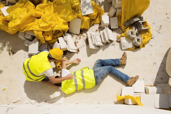 Brasil registra um acidente de trabalho a cada 45 segundos